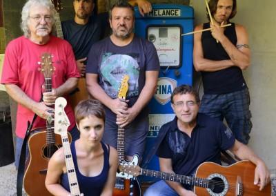 « Les Résiducs » groupe officiel de l'édition 2016